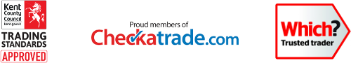Checkatrade and Which? approved blocked drains contractor in Dartford and Swanley